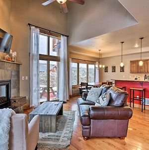 Tabernash Townhome With Private Hot Tub & Mtn Views! photos Exterior