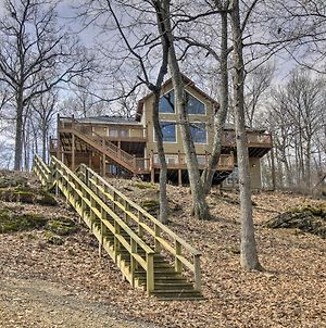 Beaver Lake Home With Decks, Fire Pit & Boat Dock! photos Exterior