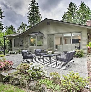Modern Home 3 Miles To Woodinville Wine Country! photos Exterior