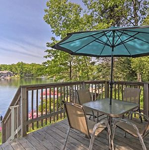 Waterfront Lake Cabin With Boat Dock, Fire Pit And Kayaks photos Exterior