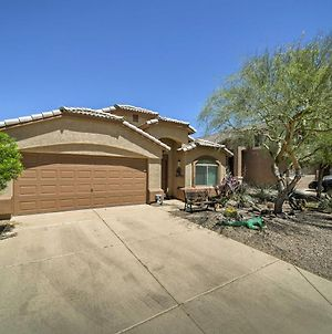 Spacious Desert Getaway With Patio And Bbq In Maricopa! photos Exterior