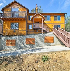 Custom-Built Big Bear House With View And Deck! photos Exterior