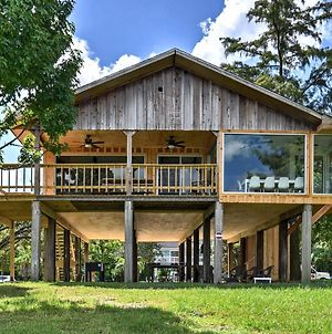 San Jacinto River Home With Deck, Games And Grill! photos Exterior