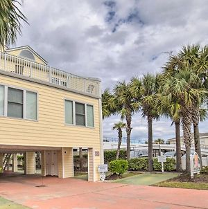 N Myrtle Beach Condo Steps From The Ocean! photos Exterior