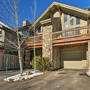 Cozy Townhome Just 4 Miles To Winter Park Resort! photos Exterior