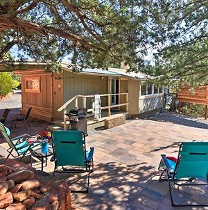 Sedona Stardust Hideaway With Patio And Mtn Views! photos Exterior