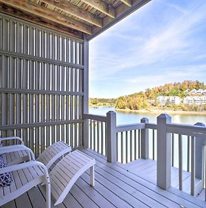 Waterfront Condo On Norris Lake With Boat Slip! photos Exterior