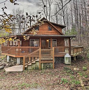 Hawks Nest Cabin With Views, Near Peaks Of Otter photos Exterior