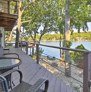 Waterfront Sunrise Beach Home With Hot Tub And Dock photos Exterior