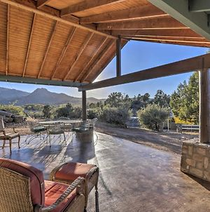 Prescott Home On 3 Acres With Granite Mountain Views photos Exterior