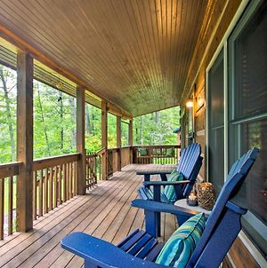 Cozy Fleetwood Cabin With Deck Near Hiking & Fishing photos Exterior