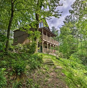 Cabin With 22 Acres And Patio - 3 Mi To Blowing Rock photos Exterior
