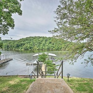 Waterfront Lake Ozark House With Private Dock! photos Exterior