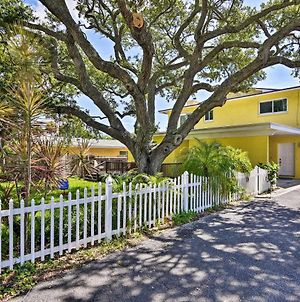 Downtown Cocoa Beach Townhome-Steps To Shore! photos Exterior