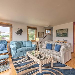 Acadia National Park Home With Deck And Ocean View! photos Exterior