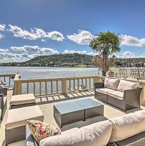 Waterfront Lake Lbj Home With Entertainment Deck photos Exterior