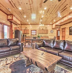 Multi-Family Mtn Cabin With Pool, Hot Tub And Theater! photos Exterior
