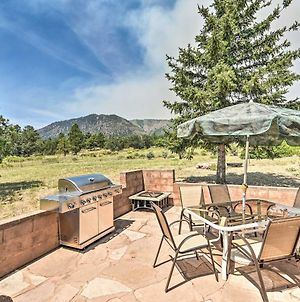 Lovely Flagstaff Home With Bbq Area & Mtn Views! photos Exterior