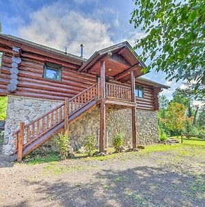 Lutsen Cabin With Fire Pit, Patio And Deck! photos Exterior