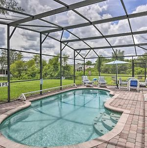 Villa With Game Room And Pool, 9 Miles To Disney! photos Exterior