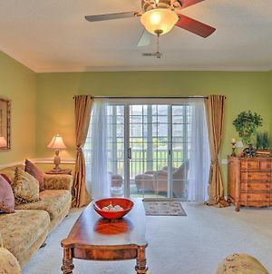 Myrtle Beach Condo With Views Of Community Pool! photos Exterior