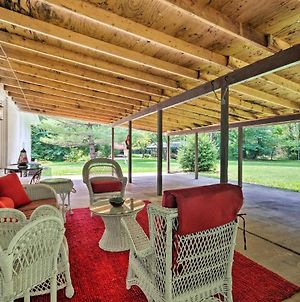 Renovated Home On Watauga River, By Boat Ramp photos Exterior