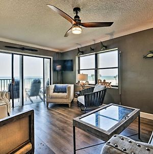 Oceanfront Daytona Beach Condo With View And Pool photos Exterior