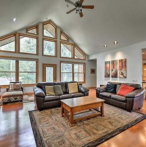 Pagosa Springs Home With Patio, Grill & Hot Tub! photos Exterior
