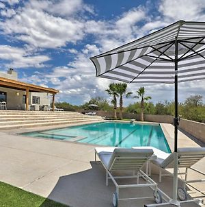 Secluded Tucson House With Pool - 18 Mi To Ua! photos Exterior