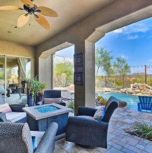 Luxury Phoenix Resort Home With Pool, Patio & Casita photos Exterior