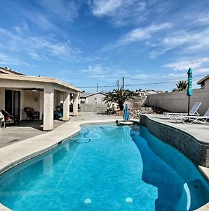 Lake Havasu City Home With Pool & Boat Parking! photos Exterior