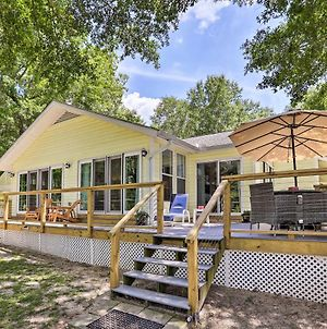Sunset Beach Home With Lake Views, 3 Mi To Coast photos Exterior