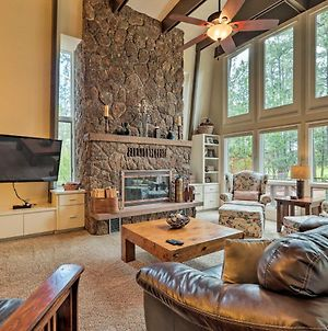Pinetop Country Club Cabin Near Ntl Forest! photos Exterior