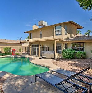 New-Upscale Scottsdale Home- Spa, Grill, Game Room photos Exterior