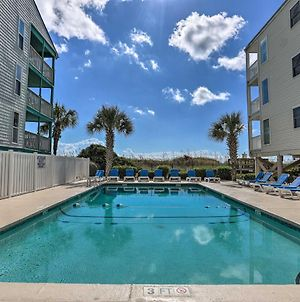 North Myrtle Beach Condo With Oceanfront Pool Access photos Exterior