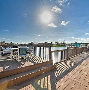 Waterfront Corpus Christi House With Deck And Dock! photos Exterior