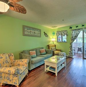 Colorful Resort Condo With Beach And Pool Access! photos Exterior