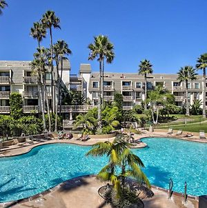 Beachfront Oceanside Condo With Pool And Hot Tub! photos Exterior