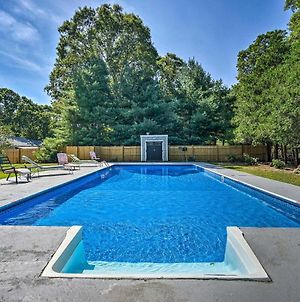 East Falmouth Home With Pool- Near Downtown & Beach photos Exterior