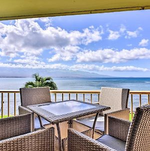 Amazing Oceanfront Maalaea Condo With Pool, Mtn Views photos Exterior