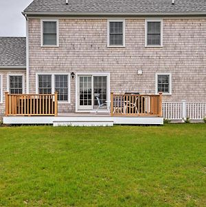 Spacious Nantucket Home Near Beach And Town Center! photos Exterior