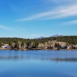 Log Cabin Near Wolf Creek With Lake And Mtn Views! photos Exterior