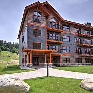 Lux Penthouse-Level Ski-In And Out Cranmore Mtn Condo! photos Exterior
