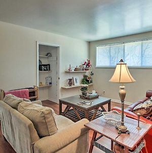 Music Row Apt W/ Shared Fire Pit & Walkability photos Exterior