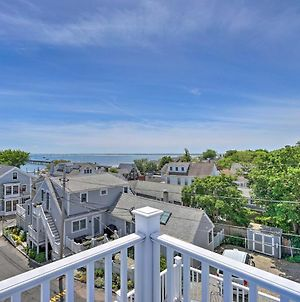Splendid Provincetown Penthouse Apartment With Deck! photos Exterior