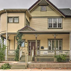 Charming Downtown Colorado Springs Home With Yards! photos Exterior