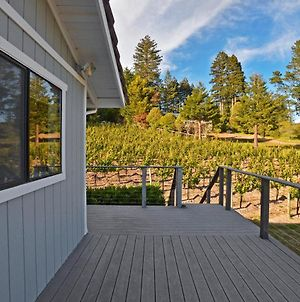 Cozy Sebastopol Townhome On A Pinot Noir Vineyard! photos Exterior