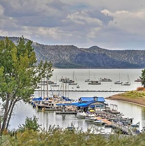 Peaceful Cabin With Deck 1 Mile To Navajo Lake! photos Exterior