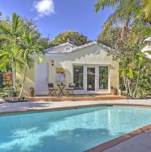 Quaint West Palm Beach Home With Private Pool! photos Exterior