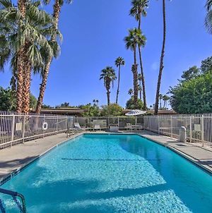 Palm Springs Paradise - Steps To Pool & Golf! photos Exterior